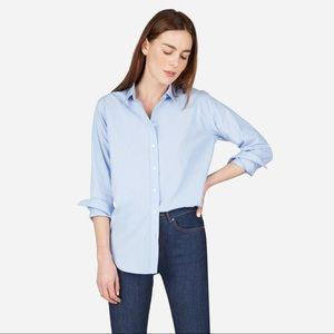 EVERLANE • button down shirt